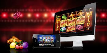 Casino online, slots, wild